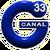 Logo Canal 33 Temuco