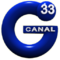 Logo Canal 33 Temuco