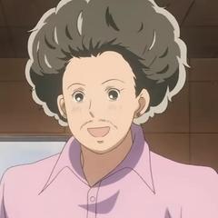 Masumi Okuyama en <a href=