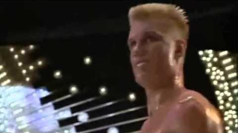 Muerte de Apollo Creed VS Ivan Drago