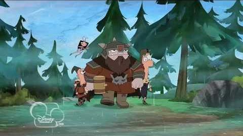 Phineas y Ferb - La Expedición
