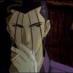 Hajime Saito en <a href=
