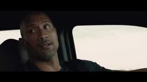 "TERREMOTO LA FALLA DE SAN ANDRÉS - Dwayne The Rock Johnson 20"" - Oficial Warner Bros"