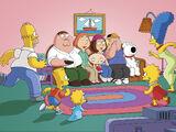 Los Simpson de familia