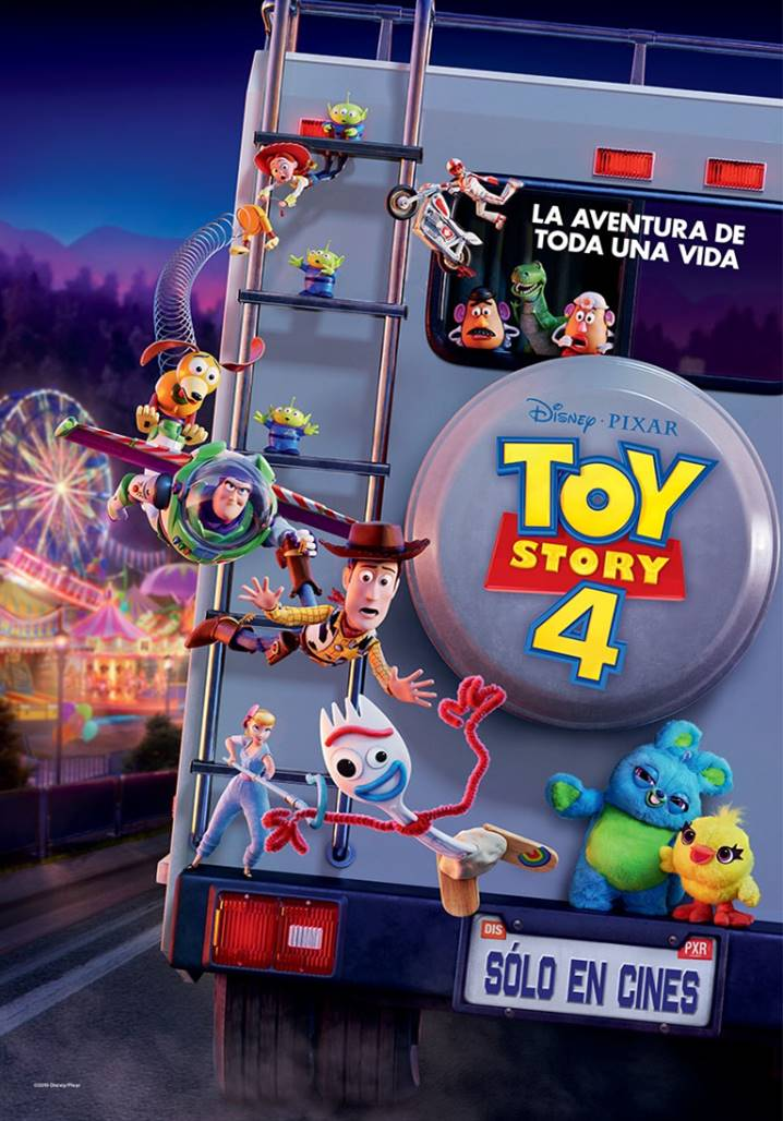 Toy Story 4 Doblaje Wiki Fandom Powered By Wikia
