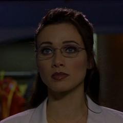Angela Fairweather (Monica Louwerens) en <a href=