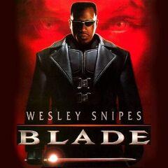 Blade/Eric Brooks en <a href=