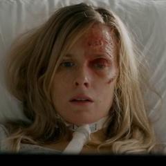 Dana Milgrom en la película de terror irlandesa <a href=