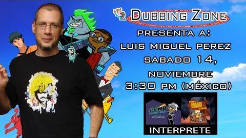 Entrevista a Luis Miguel Perez Ruiz en Dubbing Zone