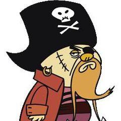 Pirata Lazer en <a href=