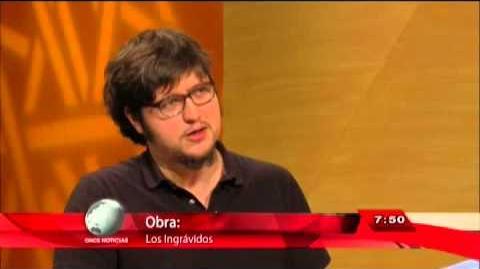 Once Noticias - Entrevista- Fernando Bonilla