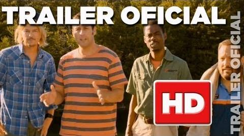 SON COMO NIÑOS 2 (Grown Ups 2)- Trailer Oficial Español Latino FULL HD