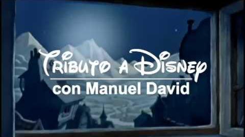 Tributo a Disney con Manuel David Rosca de Reyes 2017 PROMO