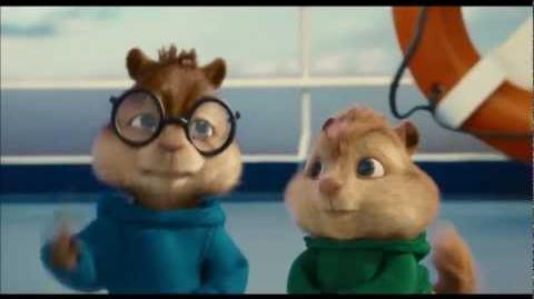Alvin y Las Ardillas 3 ~ Trailer Español Latino ~ HD