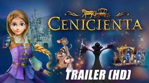 Cenicienta (Cinderella and the Secret Prince) Trailer HD