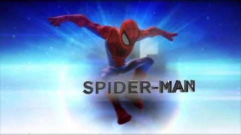 Disney Infinity Marvel Súper Héroes