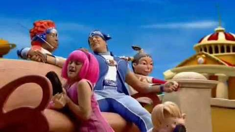 LazyTown - Puedes Resolver (Always a Way) (Latin Spanish)