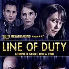 Line of Duty T1-T4 (2012)_Dobalje 2019