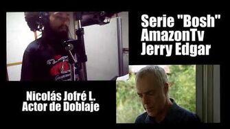Nicolas Jofre - Voz al Latino para Jerry Edgar