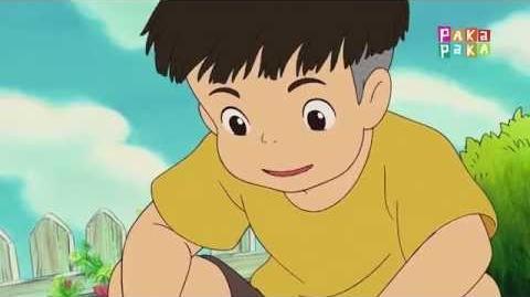 Promo Ponyo en el acantilado - Pelis de Miyazaki