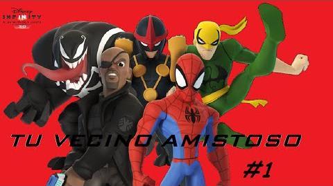 TU VECINO AMISTOSO - SpiderMan Play Set 1