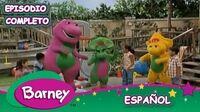 Barney Vamos a Jugar (Completo)