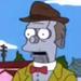 Los simpsons personajes episodio 13x1 8