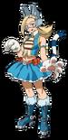 Pixie-Bob anime profile MHA