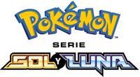 Pokémon Serie Sol y Luna logo