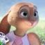 Rabbit Buying Carrots