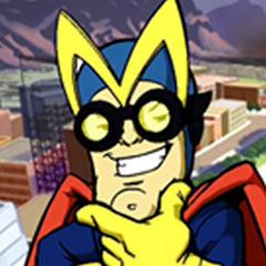 Alcalde de Ciudad Superhéroe en <a href=