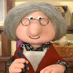 Sra. Goggins en <a href=