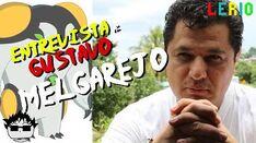 -Entrevista a Gustavo Melgarejo - Actor de Doblaje