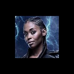 Anissa Pierce/Thunder en <a href=
