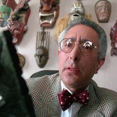 Dr. Newman en las dos películas de <a href=