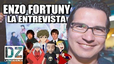 Entrevista a Enzo Fortuny - -DubZoneLA
