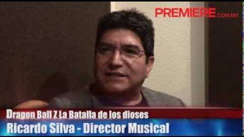 Ricardo Silva no cantará Cha-La Head-Cha-La en La batalla de los dioses