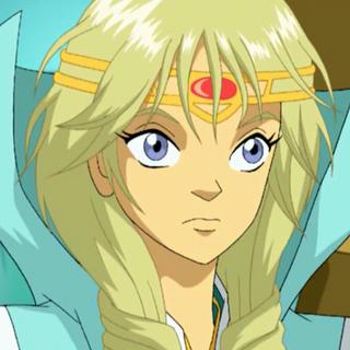 Reina Elyon de Meridian en <a href=