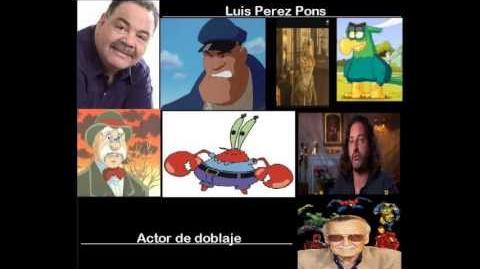 Entrevista a Luis Perez Pons