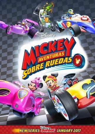 Mickey Aventuras Sobre Ruedas Doblaje Wiki Fandom Powered By Wikia
