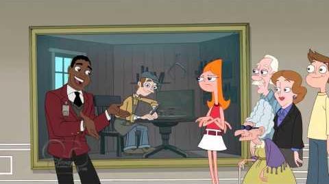 Phineas y Ferb - La historia del Área Limítrofe - Español Latino