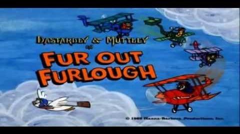 Pierre y Patán en el Escuadrón Diabólico 1x01 - Permiso Emplumado