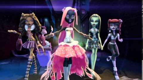 Trailer de la pelicula Monster High Boo York Boo York - Irina Valencia