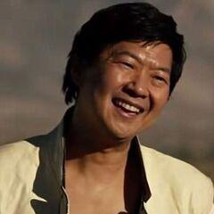 Leslie Chow en <a href=