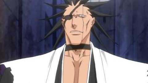 César Arias en Bleach