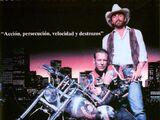 Harley Davidson & Marlboro Man