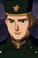 Gundam Wing Teniente Nichol