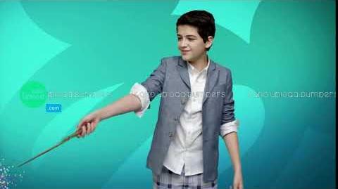 Joshua Rush (Andi Mack) - Estás viendo Disney Channel Latinoamérica - Bumper