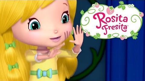 Rosita Fresita ★🍓 LA LUCHA DE LA COMIDA 🍓★ Aventuras en Tutti Frutti Video para niños en español
