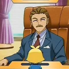 Shuuko Marukura (Padre de Marucho) en <a href=
